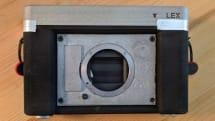 爱好者打造第一台 Sony E-mount 底片相机