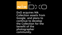 DxO 收购了 Google 手上的 Nik Collection