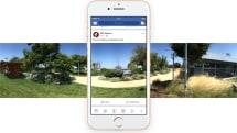 Facebook 借助 AI 来修正 360 度相片