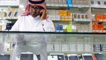 Saudi Arabia lifts ban on messaging apps like Skype and Snapchat