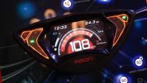 宏佳騰 CROXERA 智慧機車儀表在台發表,宣布燃料電池電動車款開發計畫