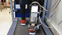 Electrostatic sheets promise super-light exoskeletons