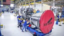 Blue Origin's latest rocket engine is finally complete