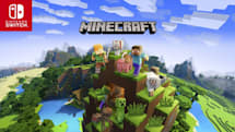 'Minecraft' update brings cross-platform play to Nintendo Switch June 21st