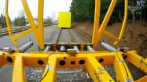 Germany's aerospace agency built a safer rail car