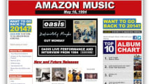 Amazon rewinds to 1994 to remind you how good music was back then