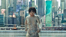 'Ghost in the Shell' is more cyberposeur than cyberpunk