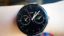 Motorola's next smartwatch might come in small and large sizes