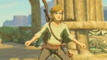 《塞尔达传说:荒野之息》卖得比 Switch 主机本身还猛