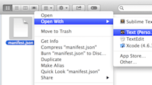Google lets you use Chrome apps to open files on your Mac