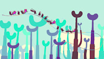 Tonight, Twitch streams a live performance of the 'Hohokum' soundtrack