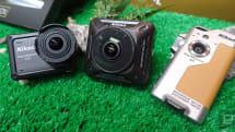 Nikon 運動相機 KeyMission 系列抵港,30 米水底拍攝 360 相片