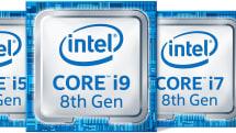 英特尔将六核 Core i9 处理器带到笔记本电脑上