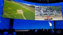Facebook's latest drone delivers internet during a disaster