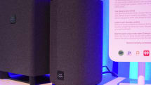 Philips' Fidelio E6 system has surround sound when you need it