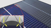 Scientists are developing an invisibility cloak for solar panels