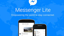 Facebook's Messenger Lite expands to 100 more countries