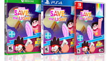 'Steven Universe' and 'OK K.O.!' are coming to Nintendo Switch