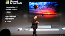 Panos Panay:「卖出去的 Surface Studio 比做出来的要多」