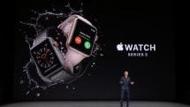 Apple Watch Series 3 登场:LTE 连线让手表更「独立」