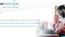 Amazon shines a spotlight on startup products in the UK