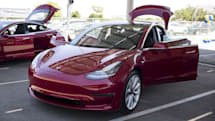 Consumer Reports 對 Tesla Model 3 的評價是「不推薦」