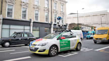 Google's Street View cars will monitor London's air quality