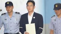 Samsung 掌權人李在鎔因行賄、挪用公款獲刑五年