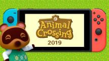 《动物之森》的 Switch 独占新作将于明年到来