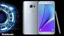 Engadget UK giveaway: win a Galaxy Note 5 courtesy of Bitdefender
