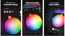 Philips' Hue app is actually good now