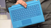 Surface Pro 3's accessories include a new Type Cover and a 4K-ready dock