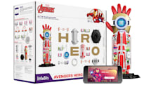 LittleBits' Marvel kit lets you code your own superpowers