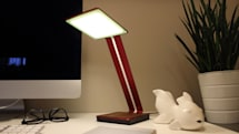 This super-thin OLED desk lamp will also charge your phone