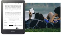 Kobo's new e-reader offers an HD e-ink screen for $130
