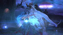 Final Fantasy XIV updates with sightseeing, weapons, and poses
