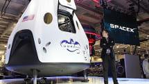 SpaceX 的载人太空船 Dragon 将在 5 月 6 号面对首项测试