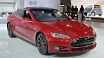 Tesla's entry-level Model S gets a $2,000 price hike