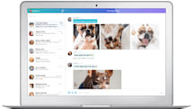 Yahoo launches its redesigned Messenger app for desktops