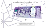 Canada hid the Konami Code in its commemorative $10 bill launch