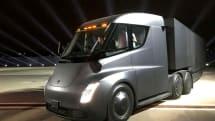 Walmart will test Tesla Semi trucks for transporting merchandise