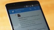 Twitter: Yes, you're all going to see tweets from people you don't follow
