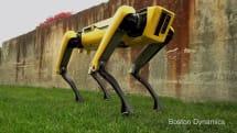 Boston Dynamics 準備好將新版 SpotMini 機器狗牽出來「溜狗」 了