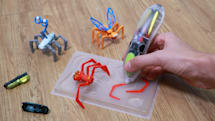 3Doodler's new kits help kids make robotic bugs and dinosaurs