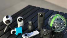 Facebook 總監拿八款 360 度相機做了次對比測試