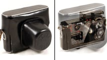 Auctioning a Russian spy camera disguised as... a camera