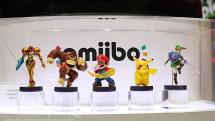 People love Nintendo's plastic Amiibo figures: 'nearly' 2.6 million sold