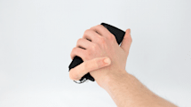Horrifying finger attachment lets your phone touch you back