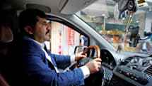 Turkey's president says Uber is 'over'