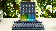 Engadget giveaway: Win an iPad Air and Qwerkywriter Bluetooth keyboard!